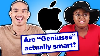 Gambar cover Apple Store Employees Answer Your Questions