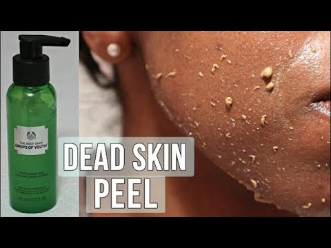 The Body Shop Youth Liquid Peel: Review & Demo