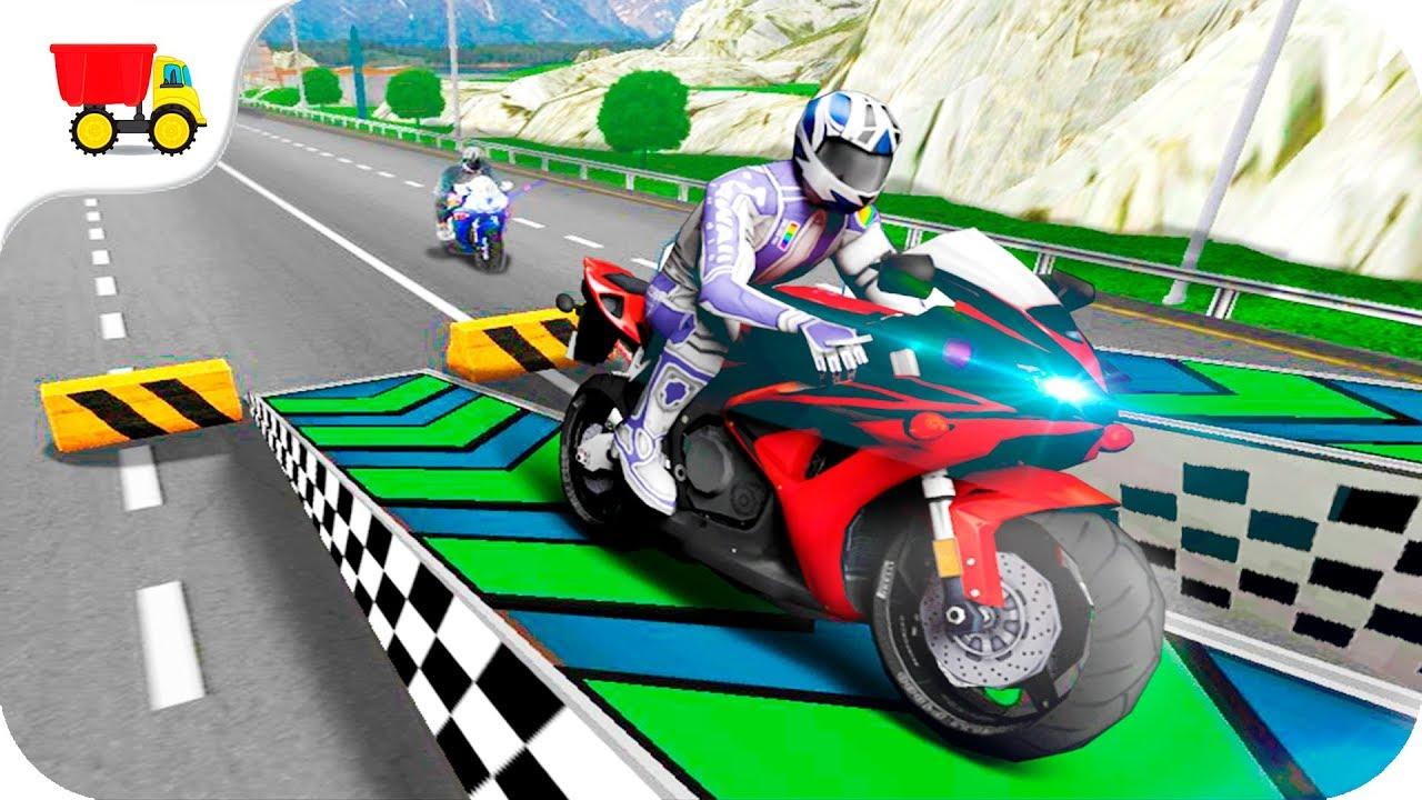Bike Racing Games Extreme Super Bike Racing 3d Game