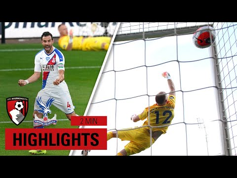 Bournemouth Crystal Palace Goals And Highlights