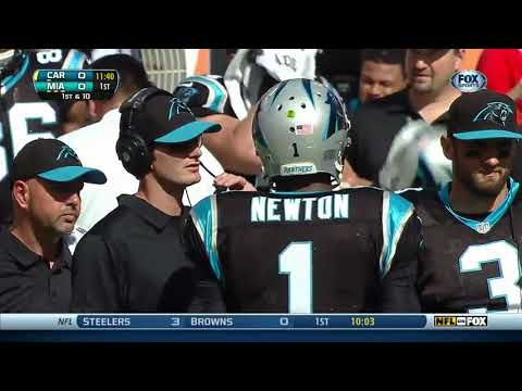 2013 Panthers @ Dolphins