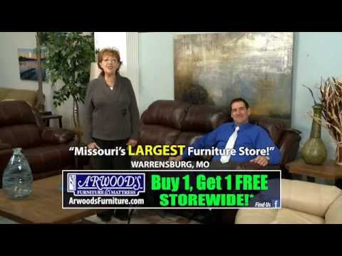 Arwoods Furniture Missouri S Largest Presents The 13 Month 2017