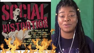 Social Distortion - Story of My Life (REACTION)