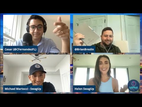 Download Episode 35 w/ Michael and Helen from SwagUp: Moving to Miami, Learning to Bootstrap + Scale, & more!