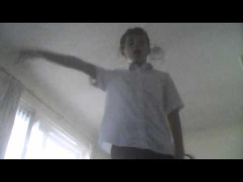 Jake Barnes dancing to Justin Bieber