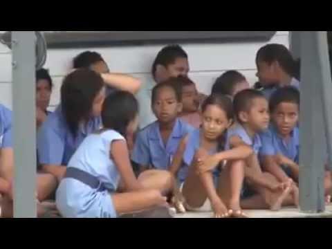 Daniel Rae Costello - My Tokelau (With Lyrics in Closed Caption)