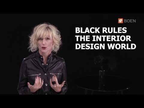 DRAMA IS THE NEW BLACK - BOEN Interior Design & Lifestyle Trends (2/3)