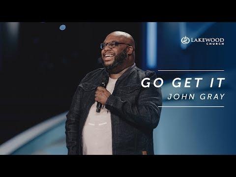 John Gray - Go Get It (2019)