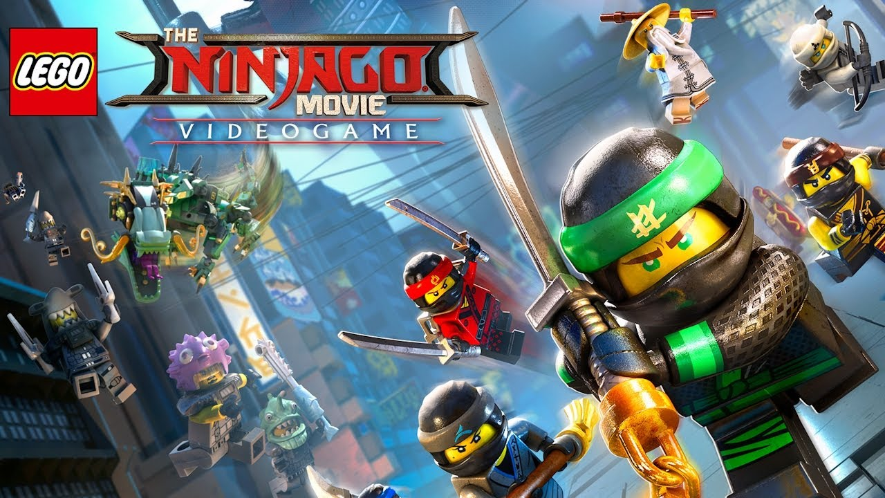 The LEGO Ninjago Movie Video Game (PS4) - Opening Gameplay ...