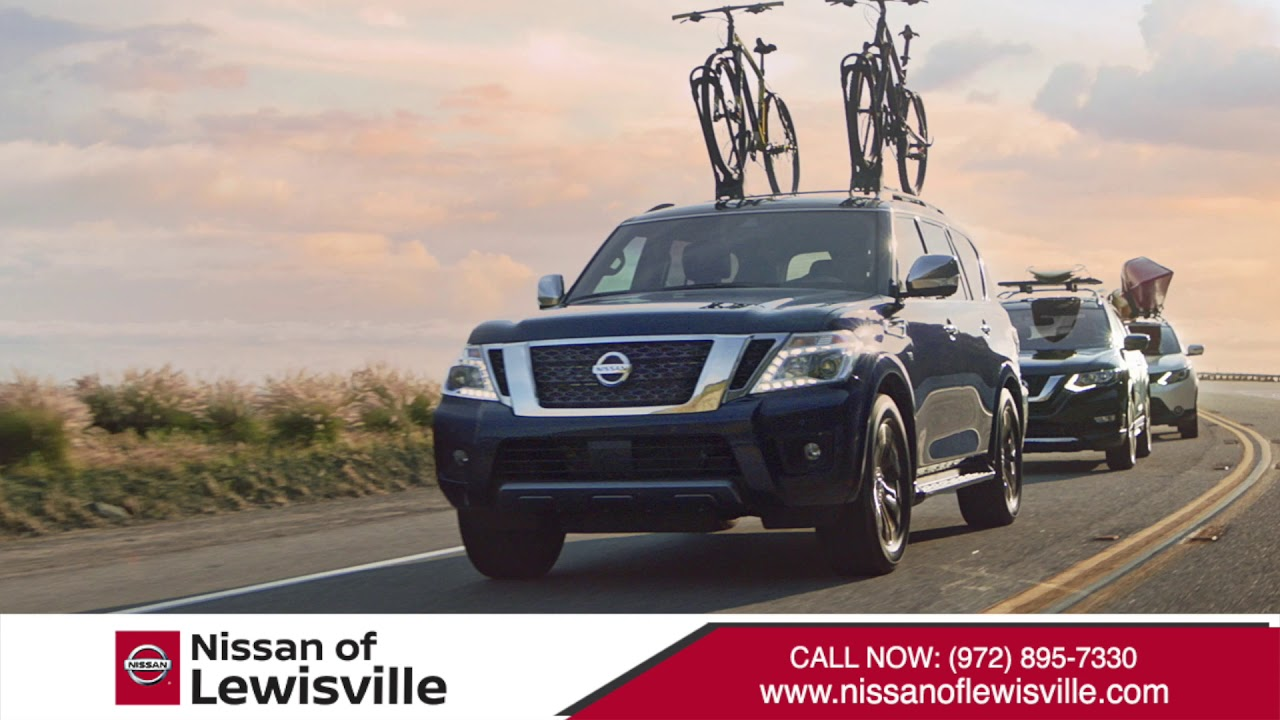 Nissan Dealerships Dfw >> Nissan Of Lewisville A New Used Auto Dealer Serving