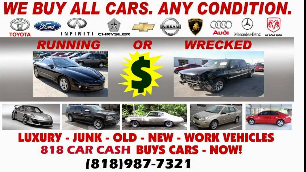 Sell my car for cash Los Angeles (818)987-7321 - YouTube