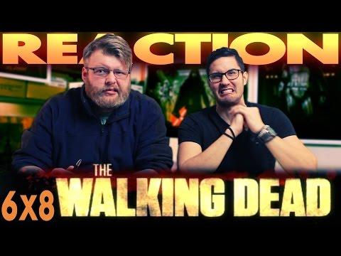 "The Walking Dead 6x8 Mid-Season Finale REACTION!! ""Start to Finish"""