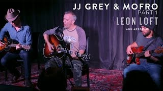 "JJ Grey and Mofro perform ""The Island"" live at the Leon Loft"