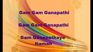 Gam Gam Ganapathi by Sri Ganapathi Sachidananda Swamiji