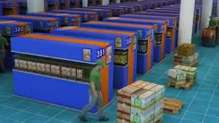 Tazama Supermarket Za Kisasa Duniani