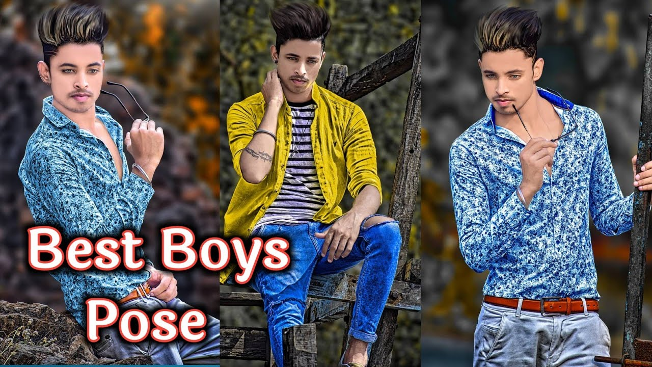 Top 10 Poses Modeling Boys Outdoor Photography Pose Best Outdoor Pose For Boy S Youtube