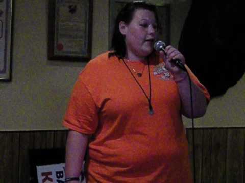 Michaela Atkinson;  Yellow Submarine, karaoke