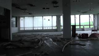 【廃墟】秋吉台グランドホテル探訪 Section1