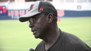 Auburn Football Fall Camp: Freddie Smith