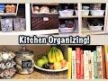 CHEAP KITCHEN ORGANIZATION IDEAS | Favorite Organized Space Collab