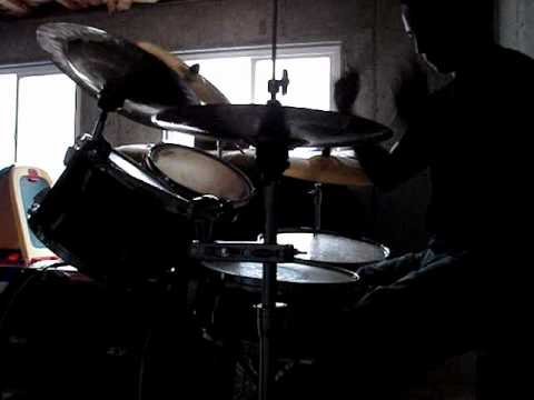 Chelsea Grin Desolation Of Eden Drum Cover