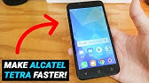 How to Install Android 9 0 Pie on alcatel Tetra - YouTube