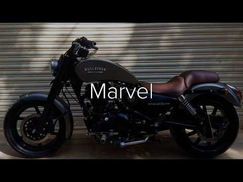 Full Download] Modified Royal Enfield Raptor 540 By
