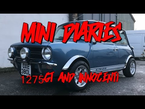 Mini Diaries – 1275 GT & Innocenti