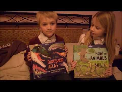 Lonely Planet Kids Books - Dinosaur Atlas & How Animals Build #ad