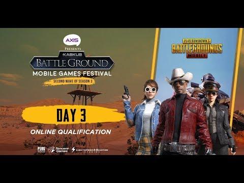 [DAY 3] KASKUS Battleground Season 3 Wave 2: PUBG Mobile