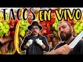 Preparando TACOS en VIVO con Coco Celis y Madhunter Stand Up y Receta!!!