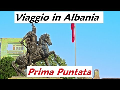 CRAZY CAMPER ADVENTURE - VIAGGIO IN ALBANIA PUNTATA 1