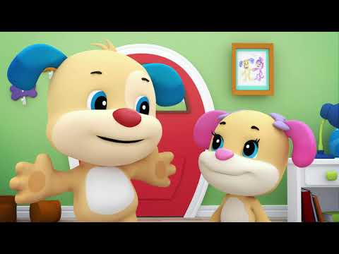 Calling A Friend | Laugh And Learn With Fisher Price | Baby Cartoons