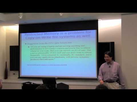 NYLUG Presents: Ted Ts'o on the ext4 Filesystem (Jan 10, 2013) (HD)
