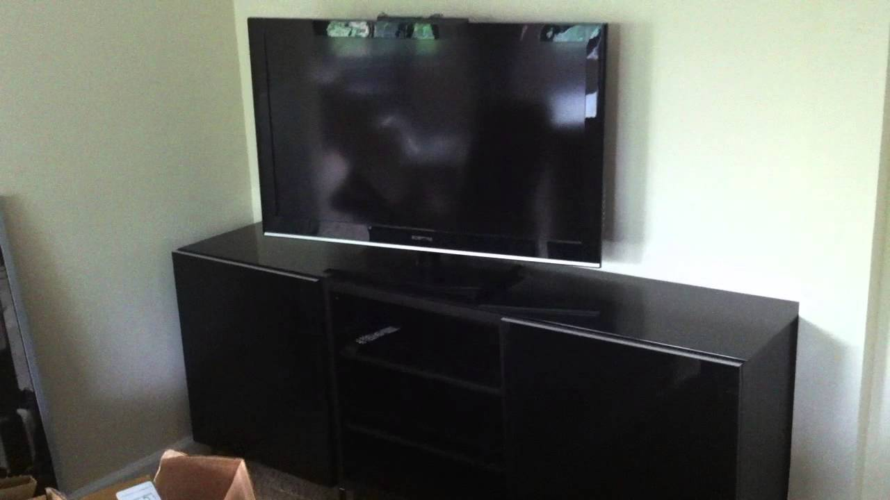 ikea besta tv stand assembly service in dc md va by dave song of furniture assembly experts ll. Black Bedroom Furniture Sets. Home Design Ideas