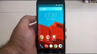 Review del Vodafone Smart Prime 6 - Español
