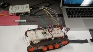 UT Austin - Electrical Engineering Robot Car