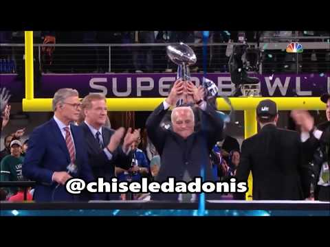 NFL Superbowl 52 Game Highlight Commentary (Eagles vs Patriots)