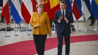 Merkel: Änderungen am Brexit-Vertrag wird es nicht geben