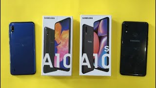 Samsung Galaxy A10s vs Samsung Galaxy A10