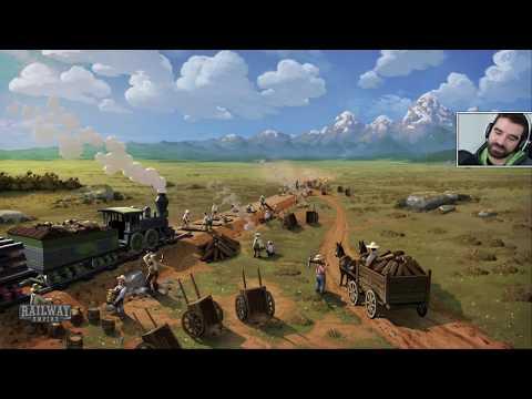 Railway Empire #10 - Wschodnie wybrzeże!