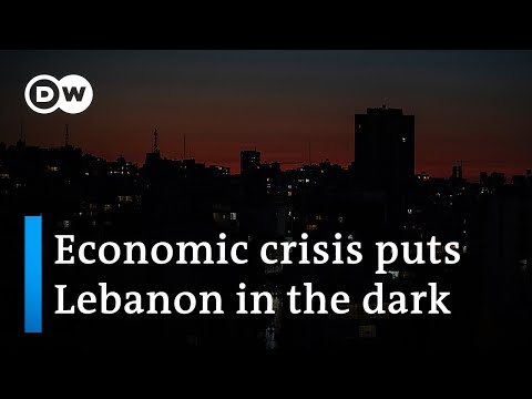 All of Lebanon without power due to fuel shortage | DW News