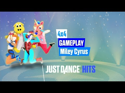 4x4 | Just Dance Hits Gameplay
