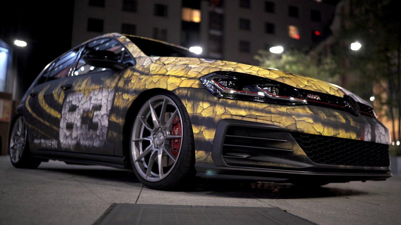 SLX®+ | Wrap by NeedForWraps.com