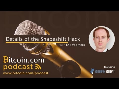 Details of the Shapeshift.io Hack