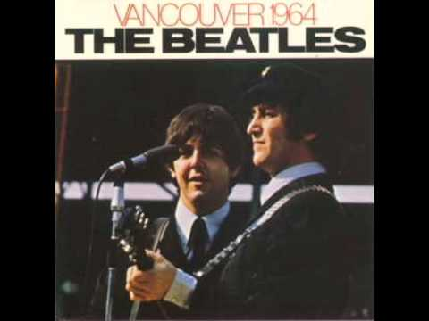 VANCOUVER 1964 THE BEATLES
