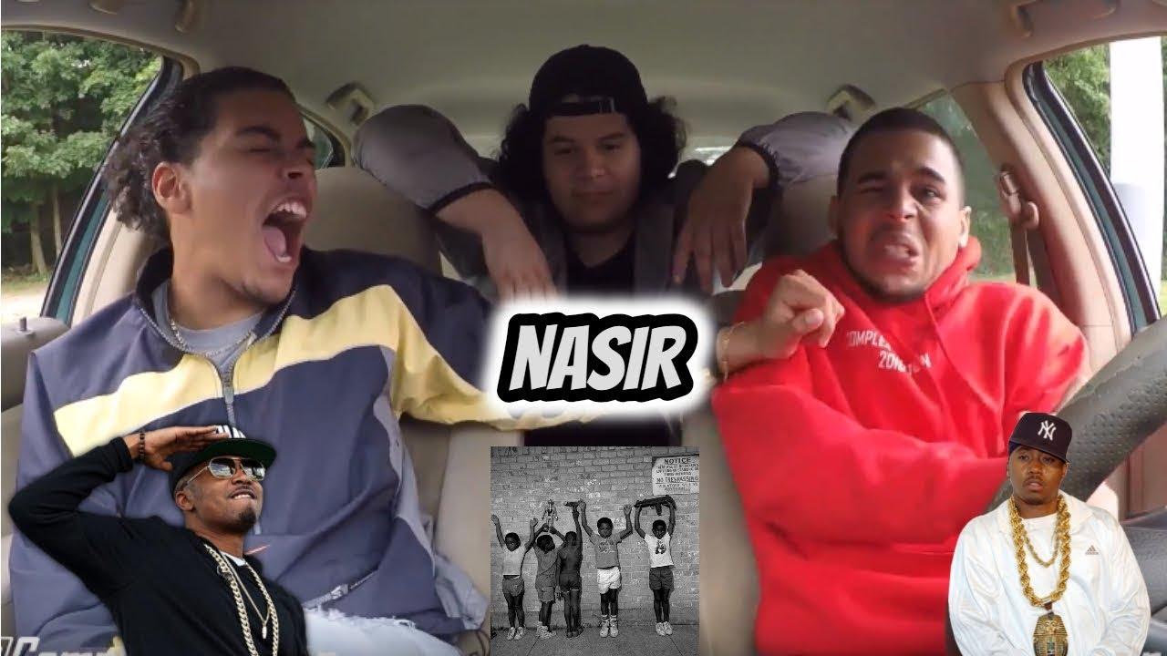 NAS - NASIR (ALBUM) REACTION REVIEW