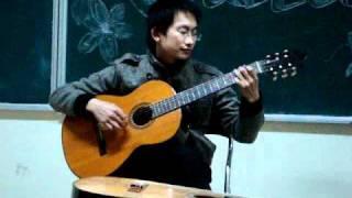 Khúc hát chim trời - Guitar ĐH Công nghệ