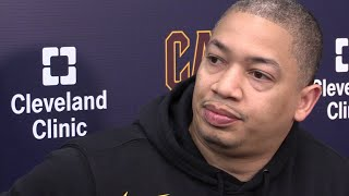 Tyronn Lue: 'We know what it takes to win,' Cavs vs. Celtics Game 4