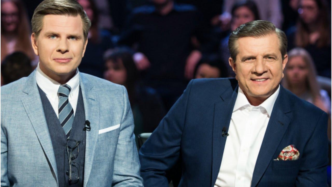 """Filip Chajzer i Zygmunt Chajzer w """"Milionerach""""! Oglądaj w świąteczny weekend w TVN!"""